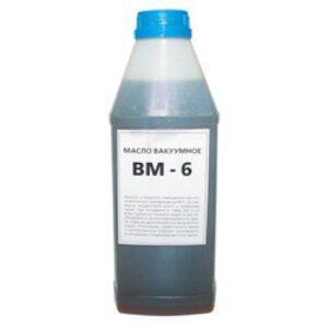 вакуумное масло вм 6