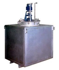 электрическая промышленная печь