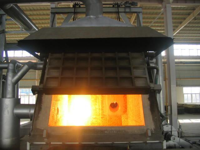 печи для отжига стали