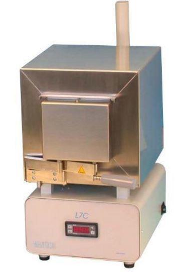 муфельная лабораторная печь
